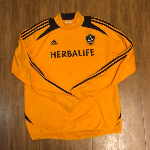low priced 43db9 b63d6 LA Galaxy long sleeve